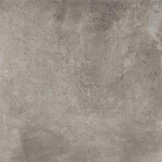 DELL'ARTE Gres szkliwiony lappato BETON GRAPHITE 80x80