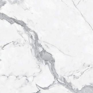 Płytka marmuropodobna Gres Calacatta Bianco Slim Połysk