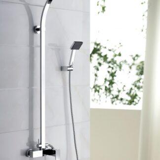Zestaw prysznicowy natynkowy TOR-ZKPN.400C Blue Water