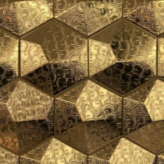 Decus Dec. Piramidal 2 Oro 17x15